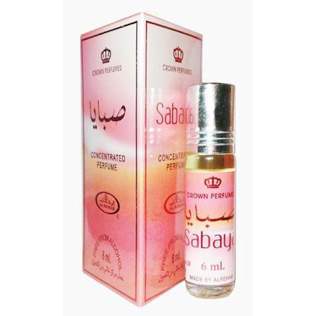 """Арабские масляные духи """"Sabaya"""" Al-Rehab, 6мл"""