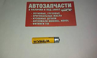 Батарейка пальчиковая ААA пр-во Varta