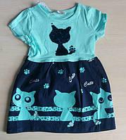 Детское платье для девочек 3-6 лет