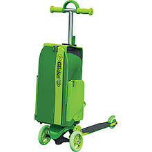 РОЗПРОДАЖ! Самокат триколісний Y Glider To Go Backpack Y-volution з рюкзаком до 20 кг 100913
