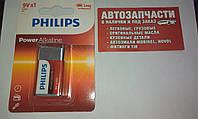 Батарейка крона 9V Philips