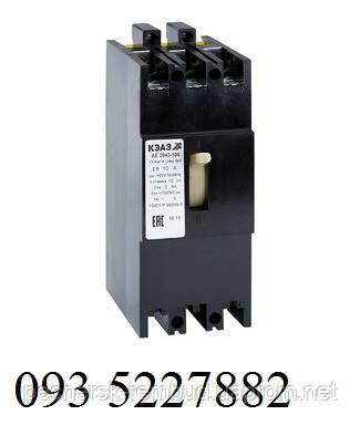 Автоматический выключатель   АЕ 2066 160А , фото 2
