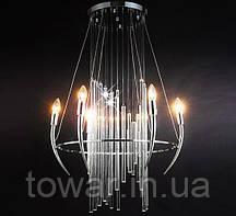 Підвісні світильники, люстри скляні люстри HA827