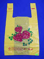 Пакет ягодка 32x55