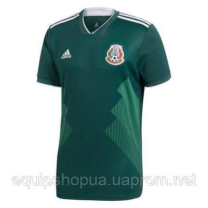 Футбольная форма Сборной Мексики World Cup 2018 домашняя, фото 2