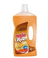 Гель для мытья деревянных поверхностей Meglio Legno 1L