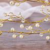 Украшение для волос НЕЛЛА золотая диадема венок на голову, фото 3
