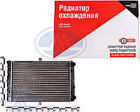 Радиатор охлаждения водяного ВАЗ 21082 инжекторная (алюминий) ДААЗ  21082-1301012-90