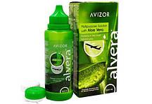 Мультифункциональный раствор Avizor Alvera 100 мл
