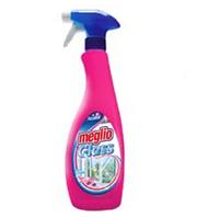 Средство для мытья окон Meglio Glass 750 ml