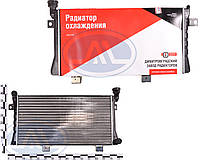 Радиатор водяного охлаждения ВАЗ 21213 (алюминий) ДААЗ 21213-1301012-90