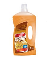 Бытовая химия для деревянных поверхностей Meglio Legno 1L