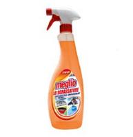 Универсальное обезжиривающее средство с освежающим ароматом Meglio ORANGE 750 ml спрей