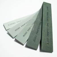 НАБОР точильных камней Hapstone SiC (серый) 5 шт