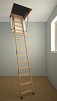 Чердачная лестница Luxe Mini  90*60