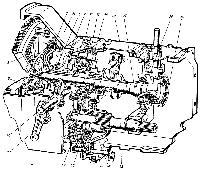 Разборка и ремонт сцепления и понижающего редуктора трактора МТЗ-80, МТЗ-82