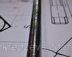 Шпилька М10 DIN 975 класса прочности 8.8