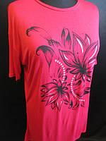 Жіночі футболки великого розміру., фото 1