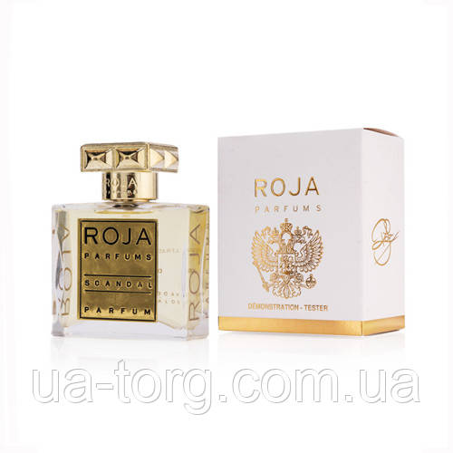 Тестер унисекс Roja Parfums Scandal EDP 50 ml