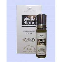 """Арабские масляные духи """"Blanc"""" Al-Rehab, 6 мл"""