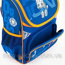 Рюкзак ортопедический каркасный GoPack GO18-5001S-13, фото 3
