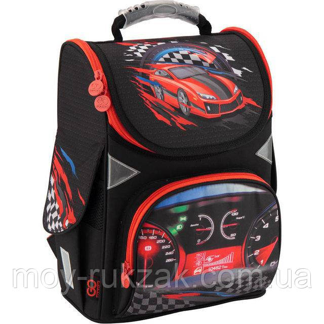 Рюкзак ортопедический каркасный GoPack GO18-5001S-17