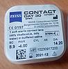 Контактні лінзи Contact day 30 Compatic Bio от Zeiss