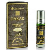 "Арабские масляные духи ""Dakar"" Al-Rehab, 6мл"