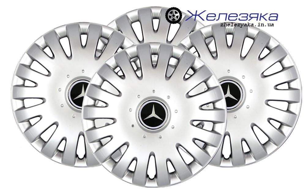 Колпаки на колеса R15 SKS/SJS №306 Mercedes-Benz