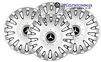 Колпаки на колеса R15 SKS/SJS №306 Mercedes-Benz, фото 1