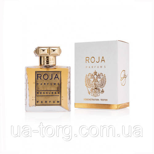Тестер женский Roja Parfums Reckless EDP 50 ml
