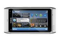Мобильный телефон Nokia N8 Silver (3 месяца), фото 1