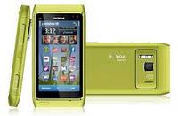 Мобильный телефон Nokia N8 Green (3 месяца), фото 1