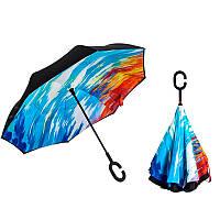 Зонт обратного сложения RST 5505/2