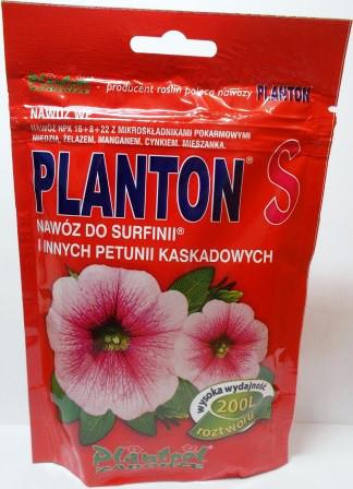 Добриво Planton S (Плантон для сурфіній) 200г