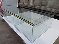 Стеклянные витрины б/у, Конфетницы б у, витрина настольная б у.
