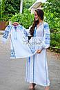 Платья для мамы и дочери - вышитая пара в бохо стиле, фото 4