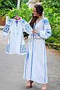 Платья для мамы и дочери - вышитая пара в бохо стиле, фото 5