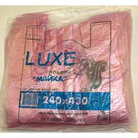 """Пакет майка """"Люкс"""" 24x43"""
