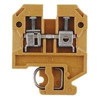 Клемма с винтовыми зажимами Weidmuller SAK 2.5 K.IN - 9520320000