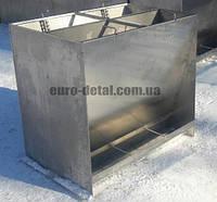 Бункерные кормушки для свиней двухсторонние, фото 1