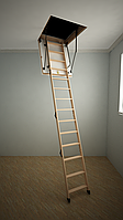 Чердачная лестница Luxe ST  110*80