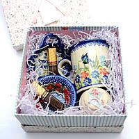 "Подарочный набор посуды ""Butterfly & Flowers Set"", фото 1"