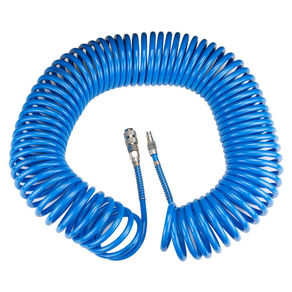 Шланг спиральный PU 20м 6.5×10мм Sigma 7012141