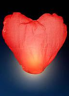 Небесные фонарики в форме сердца, китайские фонарики в форме сердца