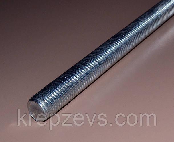 Шпилька М48 DIN 975 класса прочности 8.8