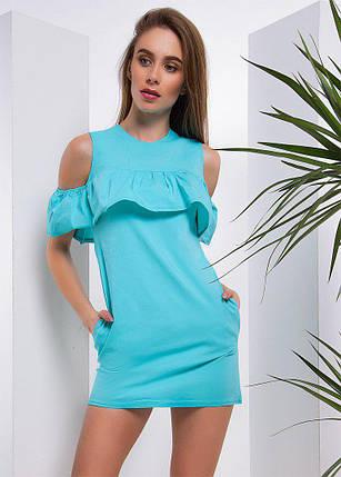 Летнее короткое платье тв-180506-6, фото 2