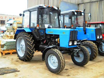 Обкатка двигателя трактора МТЗ-80, МТЗ-82