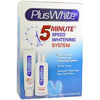 Plus White, Первая система отбеливания за 5 минут, набор для отбеливания из 3 предметов
