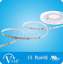 Лента светодиодная белая (6000-7000K) SMD2835 (60 LED/м); 6,0W/m Indoor IP33 Premium